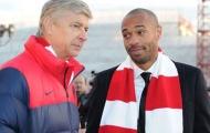 Thierry Henry 'mách nước' chuyển nhượng cho HLV Wenger