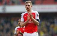 Arsenal chính thức có đội trưởng mới