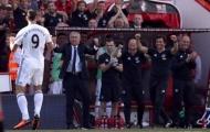 Ibra, Rooney đồng loạt nổ súng, Man United giành trọn 3 điểm trên sân Bournemouth