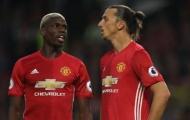 Paul Pogba được Henry so sánh với huyền thoại Arsenal