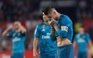 Ramos đá hỏng penalty và phản lưới nhà, Real cúi đầu rời Sanchez Pizjuan