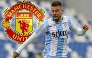 Lazio lên tiếng về thông tin Man Utd hỏi mua Milinkovic-Savic