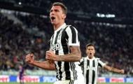 Man Utd hỏi mua Mandzukic, Juventus chính thức có câu trả lời