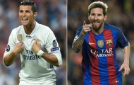 So sánh Messi và Ronaldo trên từng tiêu chí