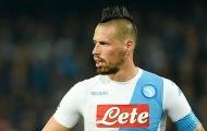 Marek Hamsik muốn đến Anh sau khi rời Napoli