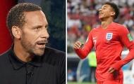 Ferdinand chỉ ra điểm tiêu cực của tuyển Anh