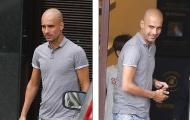 Pep Guardiola mạnh tay mua sắm ở Tây Ban Nha