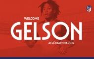 CHÍNH THỨC: Atletico chiêu mộ thành công sao chạy cánh 53 triệu bảng