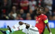 Mourinho chốt đội trưởng của Man Utd, không phải Pogba