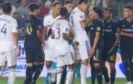 Tát Lee Nguyễn, Ibrahimovic chịu án từ MLS