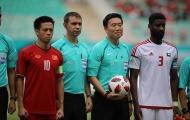 BLV Quang Huy nói lời thẳng thắn về trọng tài Hàn Quốc
