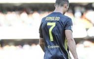 5 chân sút dứt điểm tồi nhất châu Âu: Ronaldo số 2 thì không ai là số 1