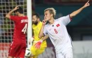 Văn Toàn hé lộ câu nói 'cực gắt' với cầu thủ Syria