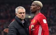 Vì Zidane, Pogba làm điều khiến HLV Mourinho đau lòng