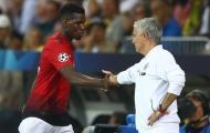 Paul Pogba bất ngờ cám ơn HLV Mourinho vì lí do đặc biệt này