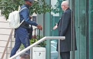 Salah tươi tắn đến Lowry, Pogba rạng rỡ thấy rõ