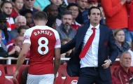 Arsenal chốt 2 mục tiêu thay thế Aaron Ramsey