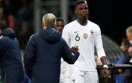 Người hâm mộ hiểu tại sao Pogba rời sân, Pháp ghi liền 2 bàn thắng