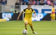 Đội hình 11 cầu thủ U21 xuất sắc nhất Bundesliga
