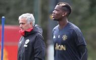 Pereira hé lộ sự thật về cuộc tranh cãi của Mourinho với Pogba trong buổi tập