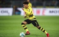 Ở tuổi 18, giá Sancho đã hơn gấp đôi giá Neymar
