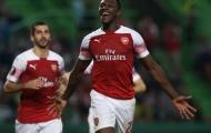 Emery hé lộ câu nói trong giờ nghỉ giúp Arsenal đánh bại Sporting Lisbon