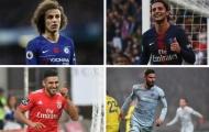 Những thương vụ 0 đồng gây sốc có thể giúp Man Utd qua cơn bĩ cực