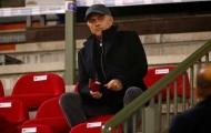 Mourinho hé lộ lí do đến Bỉ dự khán