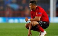 SỐC! Sanchez chạy nước rút thua cả Mata