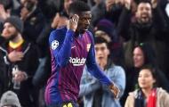 Trận hòa giữa Barca và Tottenham mang tin xấu cho Arsenal, Liverpool