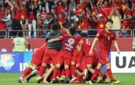 Đến huyền thoại Everton cũng chúc mừng ĐT Việt Nam