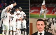 Berbatov: 'Nhìn Lukaku đá cứ như Xavi, Iniesta'