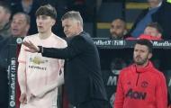 CHÍNH THỨC: Man Utd 'trói chân' trò cưng của Solskjaer đến năm 2022