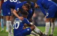 Dính chấn thương nghiêm trọng, sao Chelsea nghỉ hết mùa