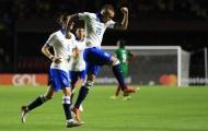 Ngôi sao vừa ghi bàn cho Brazil: 'Tôi sẽ hoàn hảo với Man Utd'
