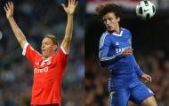 Những vụ chuyển nhượng trao đổi đáng nhớ nhất: Man Utd, Arsenal, Chelsea có tên