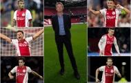 Những bản hợp đồng thành công nhất của Van der Sar ở Ajax