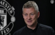 Solskjaer đưa mục tiêu của Man Utd 'lên mây'