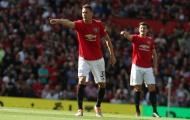 2 'điểm đen' dễ thấy của Man Utd trong trận thắng Leicester