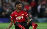 SỐC! Đá 6 trận, Man Utd và Rashford khiến NHM 'phát hoảng'
