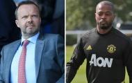 Patrice Evra: 'Nếu là giám đốc United, tôi sẽ mang về cậu ấy đầu tiên'