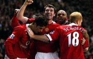 Roy Keane kể tên 5 đồng đội đẳng cấp nhất: Không Ronaldo, Rooney