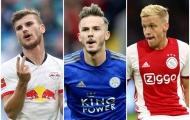 6 ngôi sao Man Utd buộc phải 'xem giò' trong đợt tập trung ĐTQG: Vua chạy không bóng