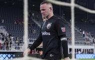 Ngày chia tay buồn với MLS của Rooney