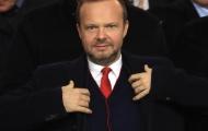 Man Utd tái khởi động thương vụ 'trong mơ' của Ed Woodward
