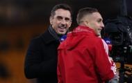 Neville: '7 cầu thủ Man Utd đó khiến tôi thấy hy vọng'