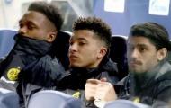 XONG! HLV Dortmund xác nhận một điều, Sancho ở rất gần Man Utd