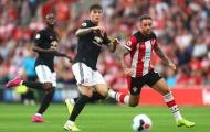 Vừa ghi bàn, sao Man Utd bị Solskjaer thẳng tay loại bỏ