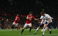 Man Utd đã sẵn có một tiền vệ phải chất lượng không ai ngờ đến