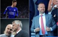 Đội hình Man Utd biến động không ngờ trong kỳ chuyển nhượng mùa Đông